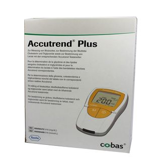 Roche Accutrend Plus Set mg/dl